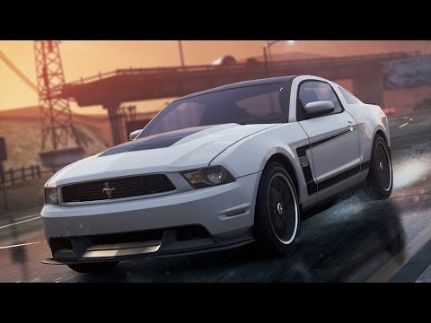 Need For Speed Most Wanted Android Gameplay Ford Mustang Boss 302