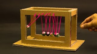 School Science Projects Newton's Cradle