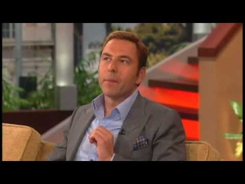 David Walliams on the Bonnie Hunt Show