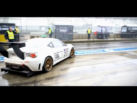 Tim Schrick Roots Racing VLN #4