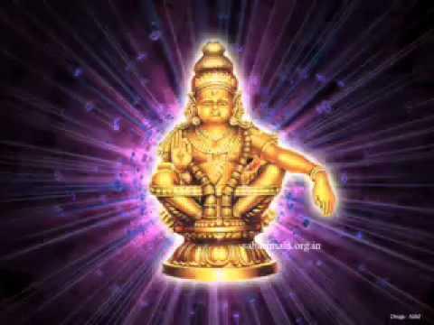 Harivarasanam Mangalam - KJ Yesudas- Ayyappa Devotional - tamil...