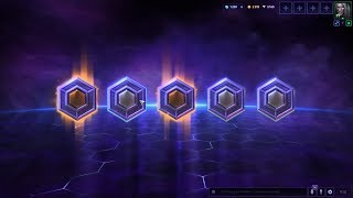 HEROES OF THE STORM 2.0 - DOS LEGENDARIOS EN UN COFRE