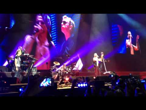 Depeche Mode - Policy Of Truth (Live in Bratislava 6.2.2014)
