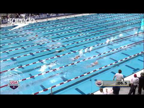 Women's 100m Breaststroke B Final   2012 Columbus Grand Prix