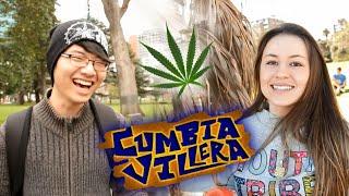 ¡Extranjeros escuchan Cumbia Villera! (clásicos)