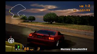 Gran Turismo 3 EPIC RACE! Cobra Trolling people haha! Stars and Stripes!