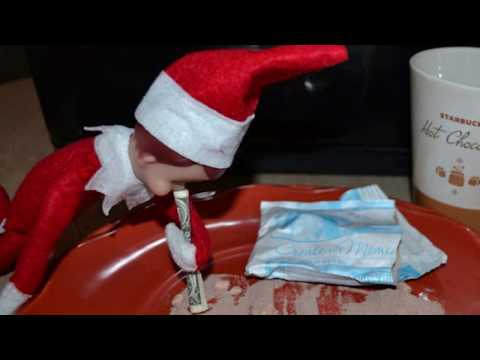 10 Photos The Elf On The Shelf Doesn't Want You To See video