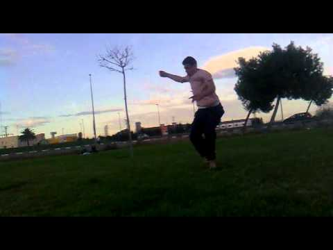 tricking alacuas