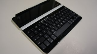 Logitech Ultrathin Keyboard Cover for the New iPad & iPad 2