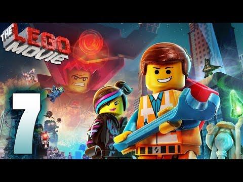 Zagrajmy w: LEGO Przygoda #7 - Kicia Rożek w krainie tęczy