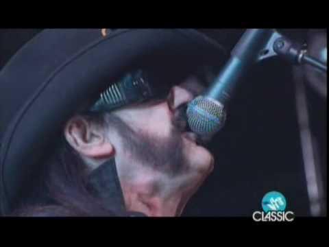 Slash feat. Lemmy and Dave Grohl - Ace of Spades (2010 Revolver Golden Gods Awards)