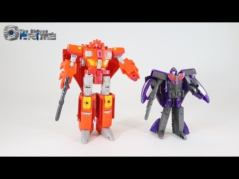 Titans Return Sentinel Prime - Review