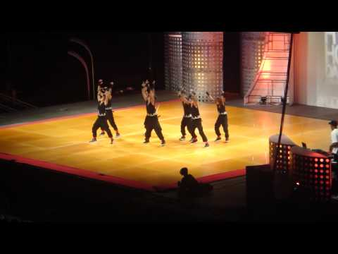 (HD) Philippine All-stars at World Hip Hop Dance Championship 2009 Music Videos