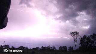 Insane Lightening Storm!!! - Memorial Day Weekend 2017
