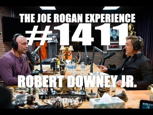 Joe Rogan Experience #1411 - Robert Downey Jr. thumbnail