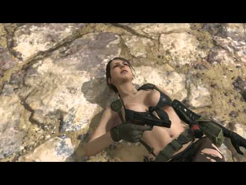 MGSV:How to Defeat Quiet in 2 Minutes