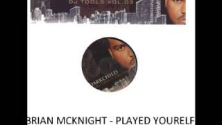 Watch Brian McKnight Played Yourself video