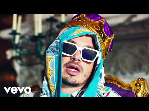 J. Balvin - Morado (Official Video)
