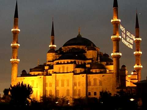 mosque pray