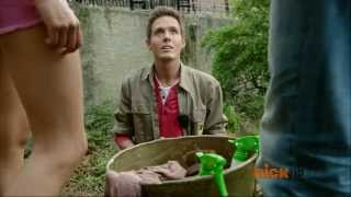 Power Rangers Super Megaforce - Spirit of the Tiger - Casey at the Zoo (Episode 6)