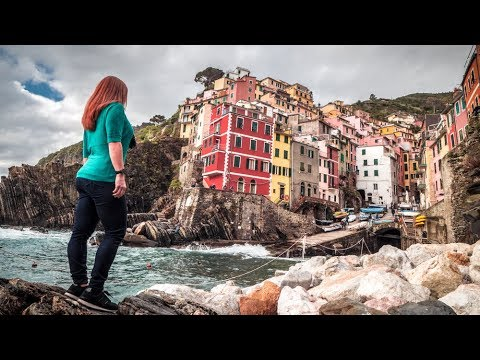 CINQUE TERRE with Symphony of the Seas