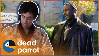Green Wing | Series 2 Episode 5 | Dead Parrot