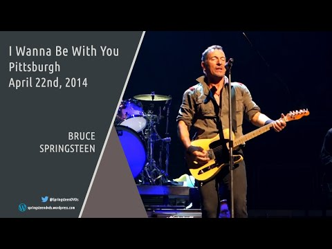 Bruce Springsteen | I Wanna Be With You - Pittsburgh - 22/04/2014 (Multicam/Dubbed)