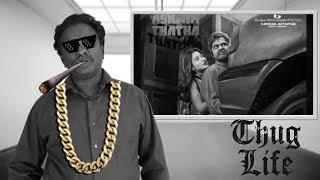 Tamil Talkies reviews #thuglife #savage