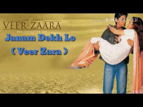 Main Yahaan Hoon Yahaan | Veer Zaara | Udit Narayan | Guitar Cover
