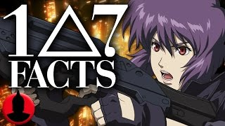 107 Ghost in the Shell Facts YOU Should Know! - (107 Facts S5 E23) | ChannelFrederator