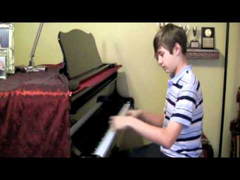 Meet Sasha Voinov, 14-year-old pianist from Pittsburgh