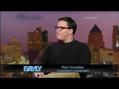 Jaime Bayly entrevista a Raúl González.