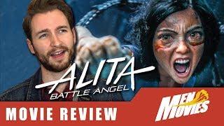 ALITA: BATTLE ANGEL (Battle Angel Alita movie) | Movie Review