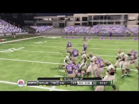 NCAA 12:  Online Dynasty Rivalry Episode 1