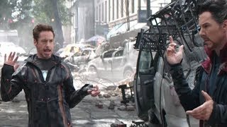 Avengers Infinity War ALL FUNNY MOMENTS