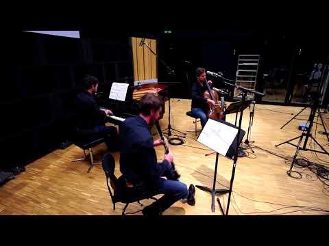 Béla Bartók: 3 hungarian folk songs from Csík Sz 35a- Trio Eclipse