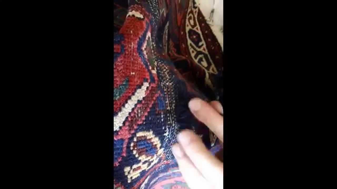 Persian Rug Repair Phoenix Youtube