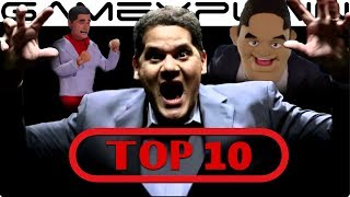 Top 10 Reggie Moments - A Reggiespective