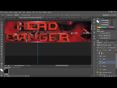 Speed Art #2 || BG for XxHeadBangerxX98