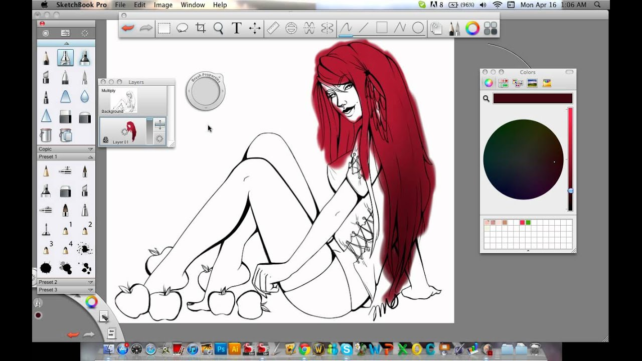 Best Drawing Software Painting