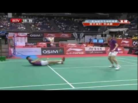Cai Yun Fu Haifeng - Chinese Power