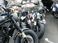 ホンダ スティード400 ロングフォーク フォワードステップ 車検公認車両 1995年 400cc レッドⅡ バイク買取MCG福岡