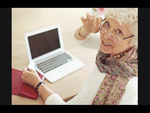Как заработать пенсионеру с помощью интернета