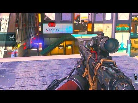 CoD Advanced Warfare Multiplayer SNIPER Gameplay - Update & Impressions! (Advanced Warfare Sniping)
