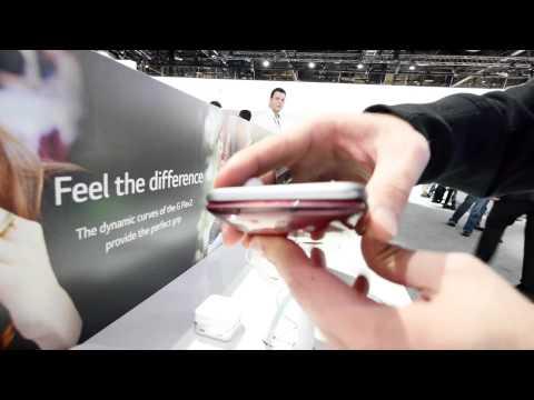 LG G Flex 2 vs. iPhone 6 Plus im Vergleich (4k/Deutsch)