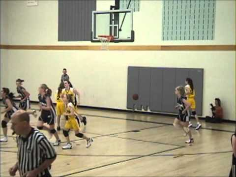 Bolton, CT vs Columbia, CT - Girls Middle School Basketball