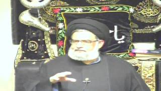 11th Muharram 1436 - Apologists' Views Of Yazid's Role In Karbala - Maulana Sayyid Muhammad Rizvi