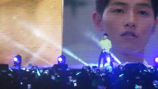 170804 Music Bank in Singapore - Onew (SHINee) - You are my Everything (FULL)