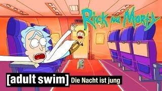 Die Nacht ist jung | Rick und Morty | Traumbeginn | Adult Swim