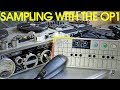 Download Tape Techniques 3: Sampling on the Teenage Engineering OP1 in Mp3, Mp4 and 3GP